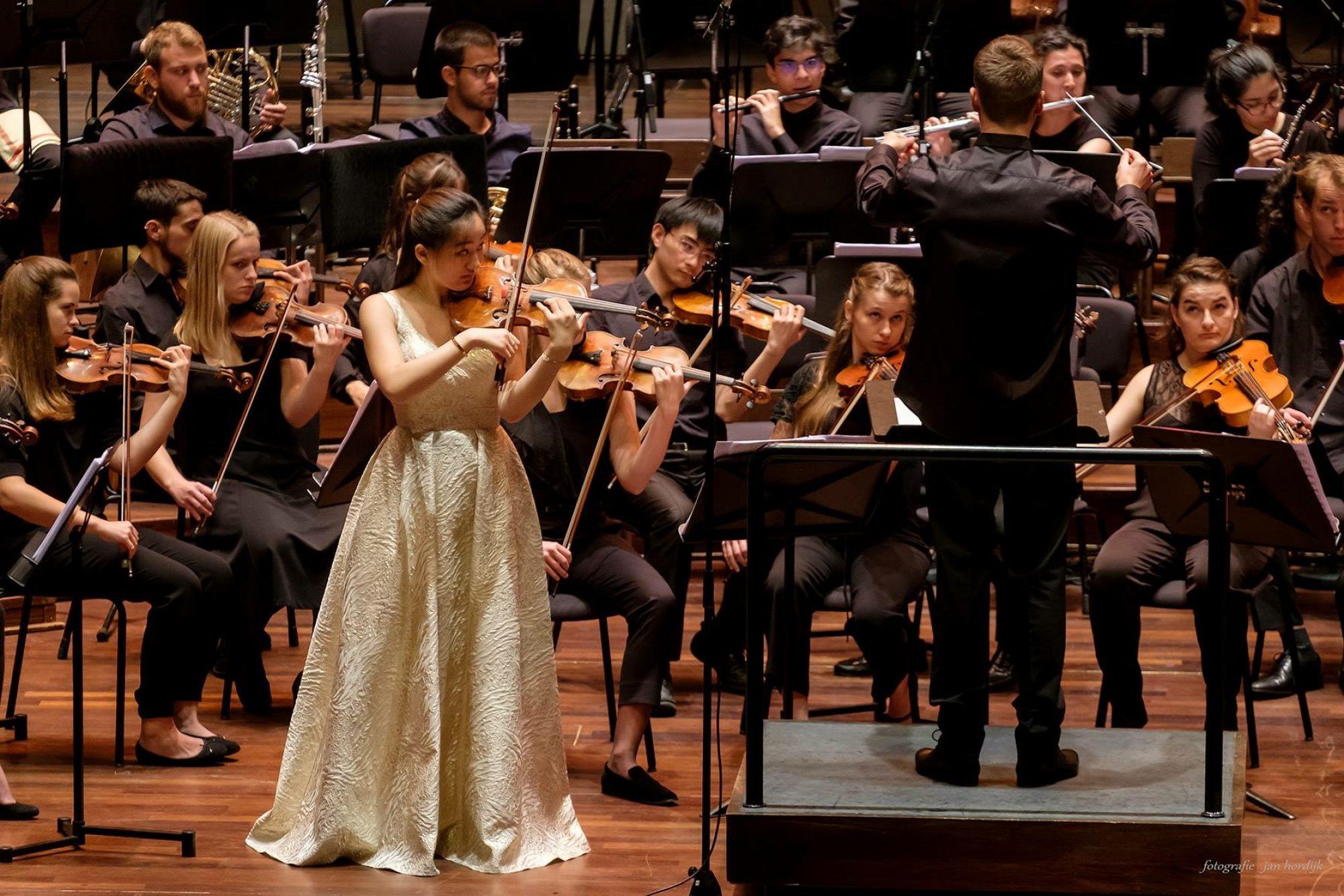 Karen Su | Violinist
